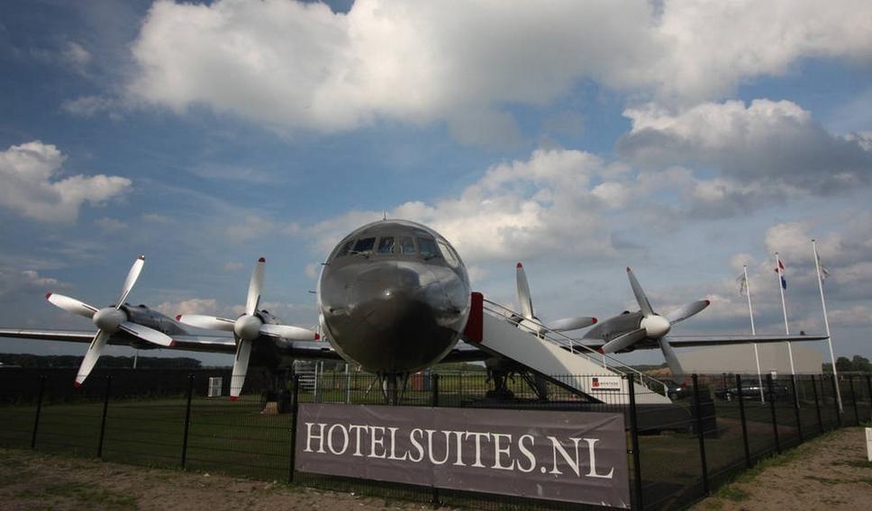 luxus flugzeug suite in der Niderlande