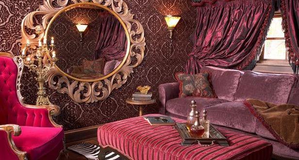 Luxus interior design im barock stil wohnzimmer - Barock wohnzimmer ...