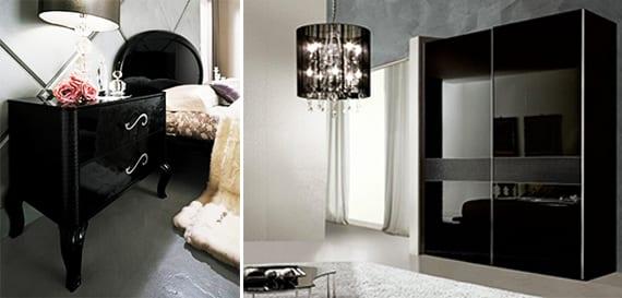 luxus möbelstück-nachttisch modell magic