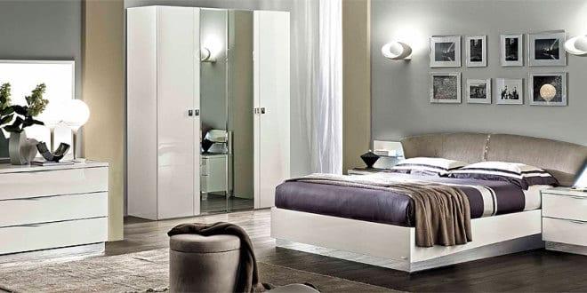 Luxus Schlafzimmer Weiß Rheumri.com