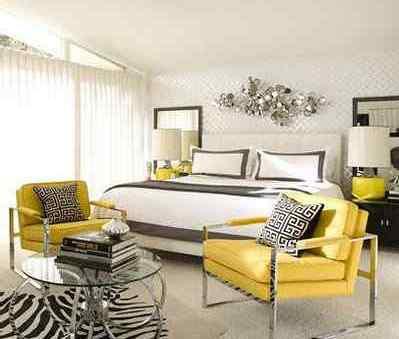 coole wohnideen und gestaltung mit gelb - freshouse - Schlafzimmer Gelb Grau