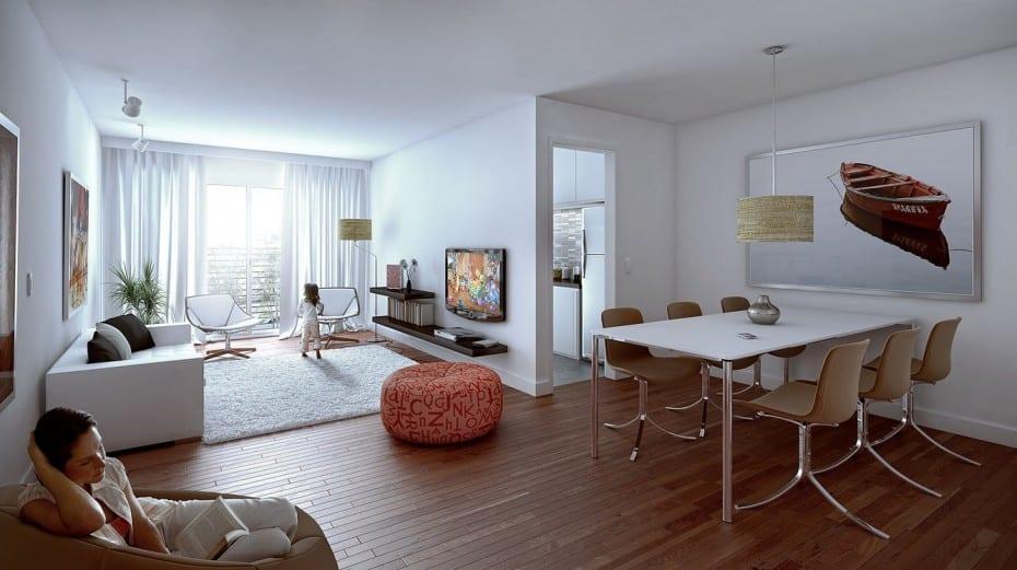 wohn esszimmer - elegante Lösungen für kleine Wohnungen ...