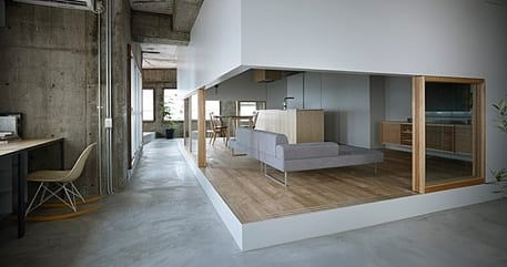 Luxus interior ideen mit beton inspirationen f r for Wohnzimmer innendesign