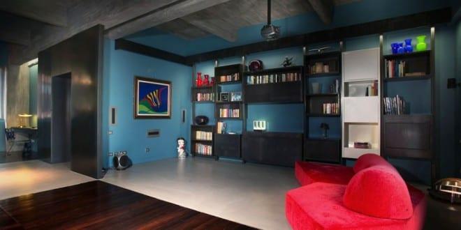 design : wohnzimmer farbe blau ~ inspirierende bilder von, Deko ideen