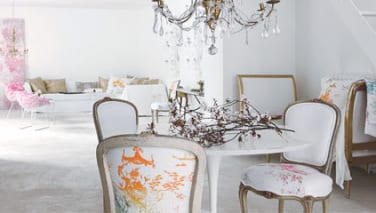 betthaupt im barock stil. wohnzimmer inspirationen im ...