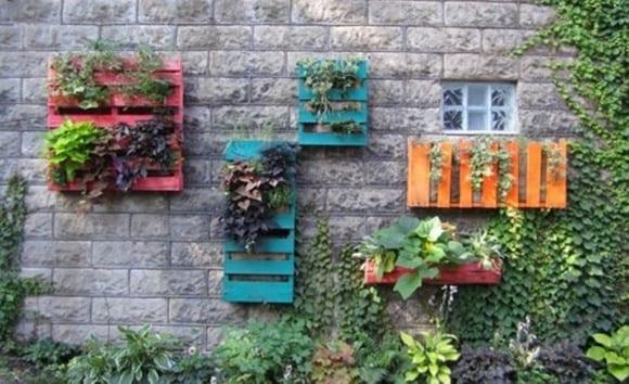 Gut bekannt 77 Ideen für Gartenmöbel aus Paletten - fresHouse AO74