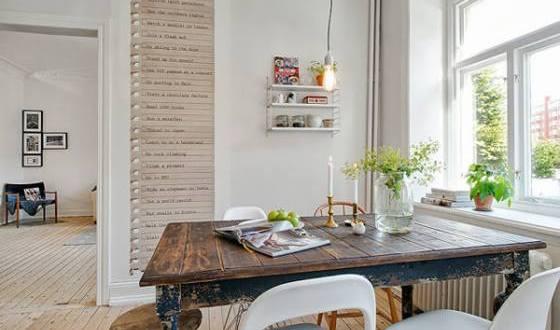 rustikaler esstisch f r mein stylisches wohnzimmer freshouse. Black Bedroom Furniture Sets. Home Design Ideas