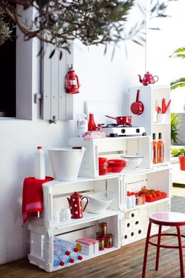77 ideen f r gartenm bel aus paletten freshouse. Black Bedroom Furniture Sets. Home Design Ideas