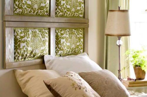 schlafzimmer inspiration für kleine schlafzimmereinrichtung in grün ...