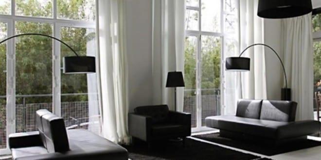 wei schwarz rosa wohnzimmer kreative deko ideen und