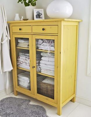 Coole wohnideen und gestaltung mit gelb freshouse - Badezimmer sideboard ...