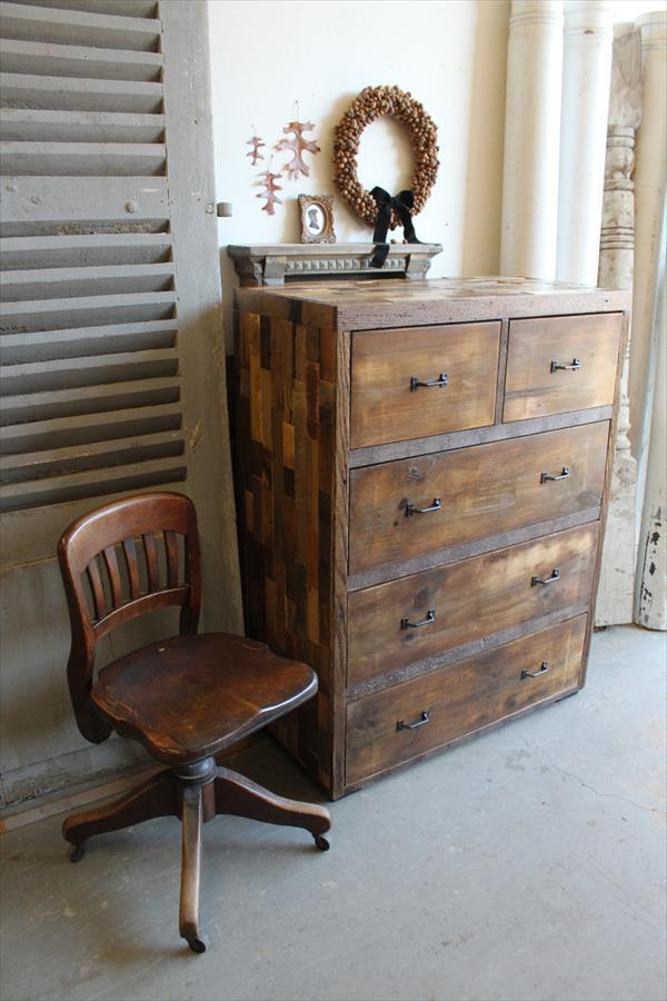 DIY Sideboard Aus Holz Dekorieren