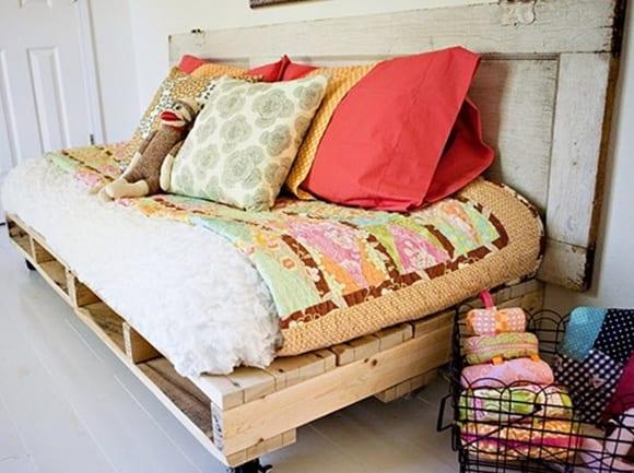 coole möbel aus paletten