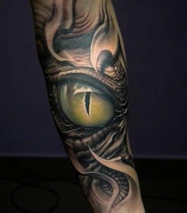 tattoo vorschläge mit auge