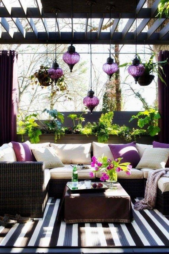 107 Coole Ideen Fürs Moderne Terrasse Gestalten - Freshouse Teppich Fur Terrasse Dekoration