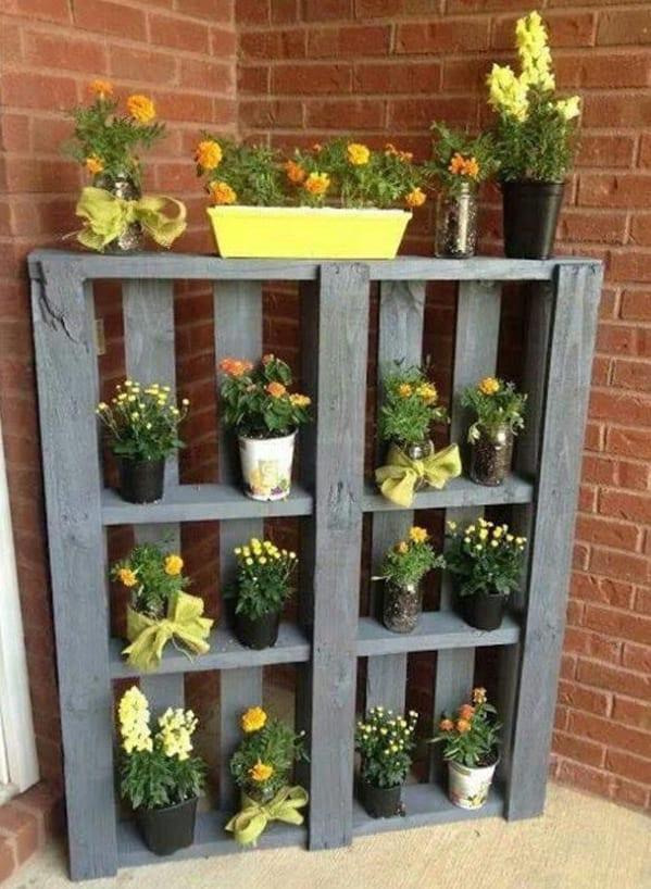 77 ideen für gartenmöbel aus paletten - freshouse, Gartengestaltung