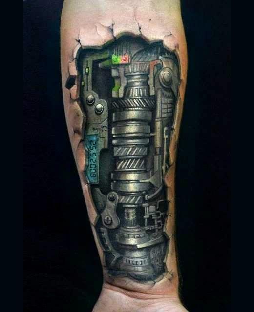 Männer für unterarm tattoos 50 einzigartige