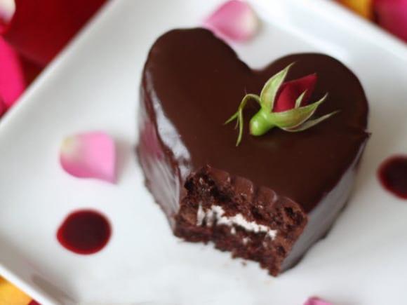 valentinstag kuchen schokoladekuchen freshouse. Black Bedroom Furniture Sets. Home Design Ideas