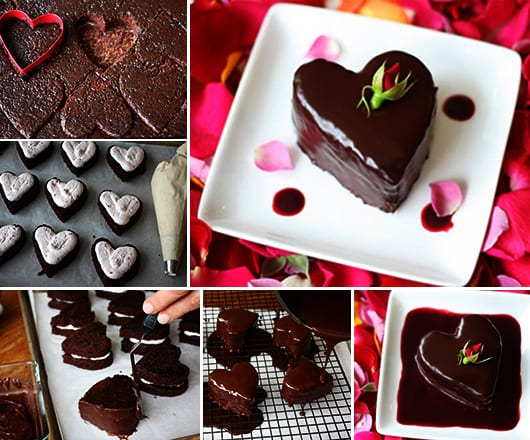 valentinstag kuchen - valentinstag geschenk für freund - fresHouse