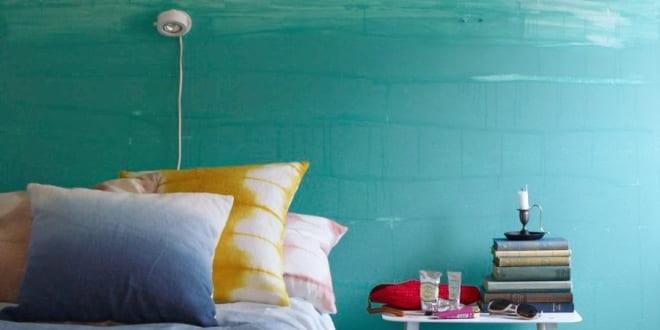 wandfarbe blau schlafzimmer in hellblau streichen freshouse. Black Bedroom Furniture Sets. Home Design Ideas