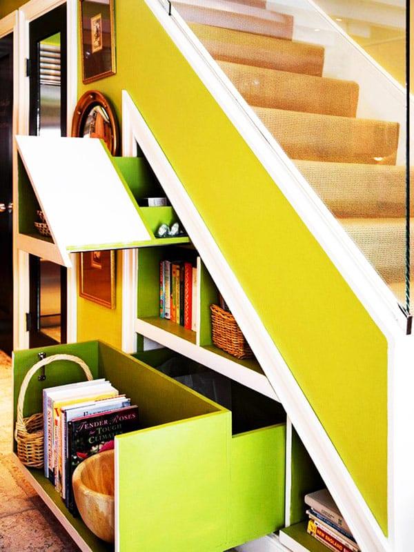 wandmuster streichen in gelb- coole wohnideen