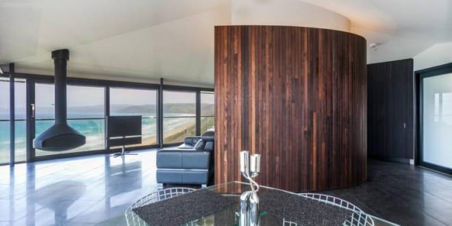 Traumhaus am meer  wohnzimmer inspirationen-ein traumhaus am meer - fresHouse