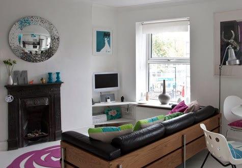 Zimmergestaltung ideen f r kleine wohnzimmer stylisches for Zimmergestaltung ideen