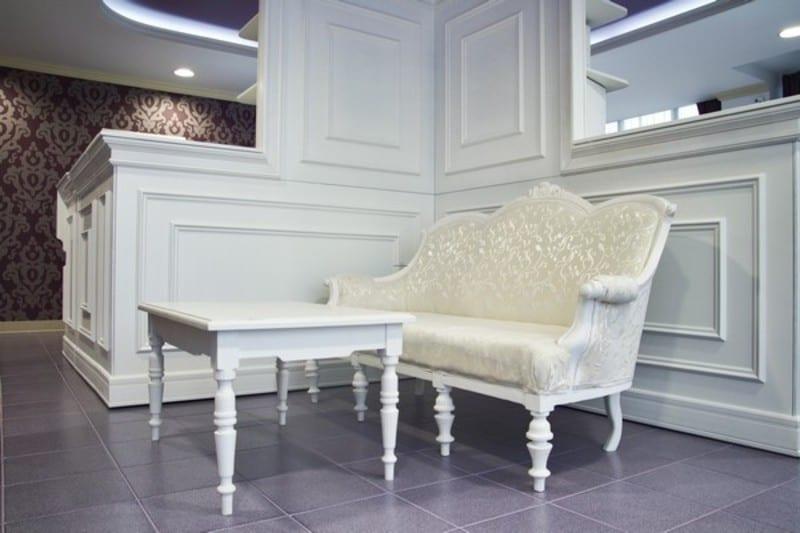 interior inspirationen mit weißer möblierung im barock stil