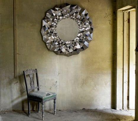 brilliant spiegel rund für brillante wandgestaltung