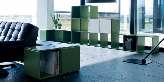 b ror ume gestalten mit raumteiler aus gr nen modulen. Black Bedroom Furniture Sets. Home Design Ideas