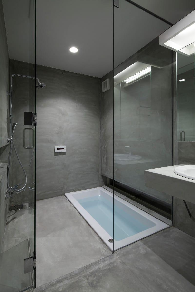 Badezimmer Grau - 11 Ideen für Badezimmergestaltung in Grau