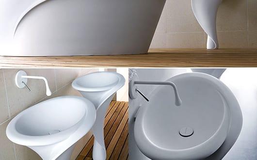 badezimmer modernisieren und gestalten mit waschbecken kalla freshouse. Black Bedroom Furniture Sets. Home Design Ideas