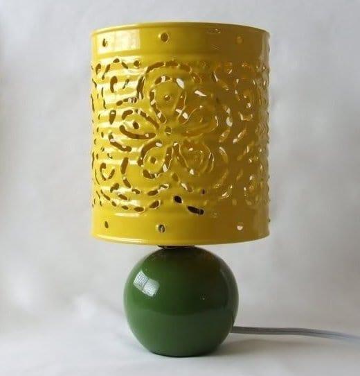 lampe selber bauen mit metalldose