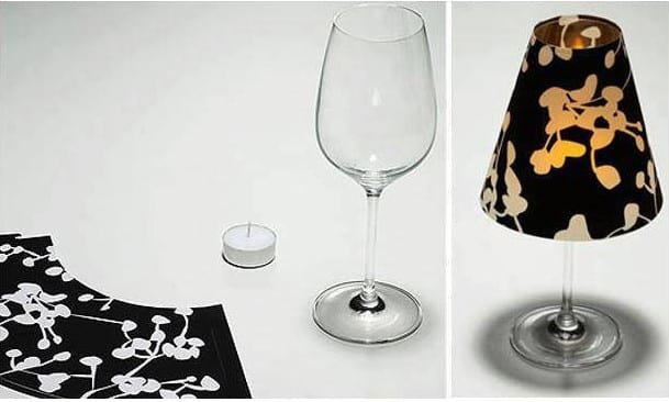 35 bastelideen f r diy lampe freshouse. Black Bedroom Furniture Sets. Home Design Ideas