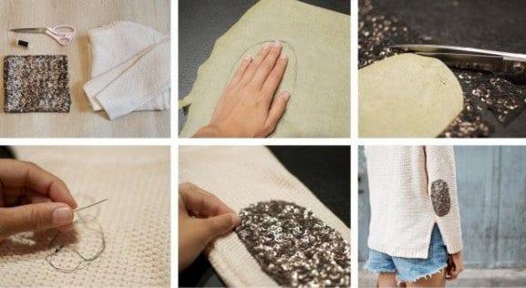 bastelideen mit pullover