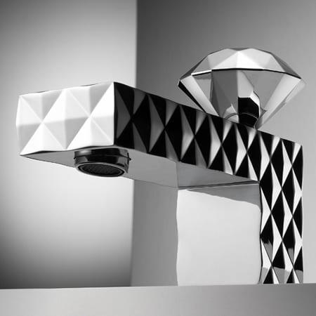 wasserhan design mit brilliant griff
