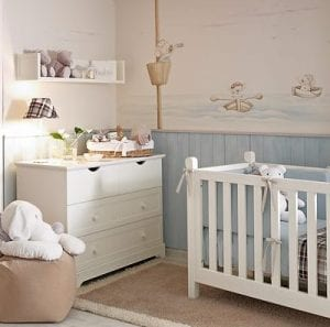coole wandgestaltung babyzimmer freshouse. Black Bedroom Furniture Sets. Home Design Ideas