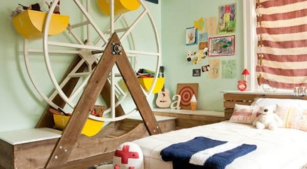 fantastische kinderzimmer gestaltung - fresHouse