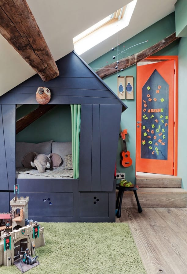 coole kinderzimmer einrichtung freshouse. Black Bedroom Furniture Sets. Home Design Ideas