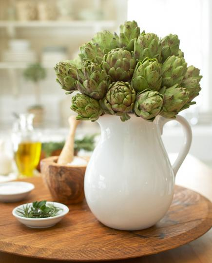 Tischdeko frühling grün  Frühlingsdeko mit Frühlingsblumen - fresHouse