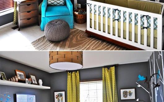 wandfarbe grau gestaltung ? modernise.info - Wandfarbe Grau Kinderzimmer