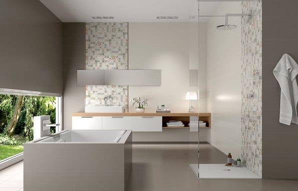 Badezimmer Grau - 50 Ideen für Badezimmergestaltung in Grau ...