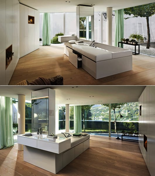 badezimmer gestalten und modernisieren freshouse. Black Bedroom Furniture Sets. Home Design Ideas