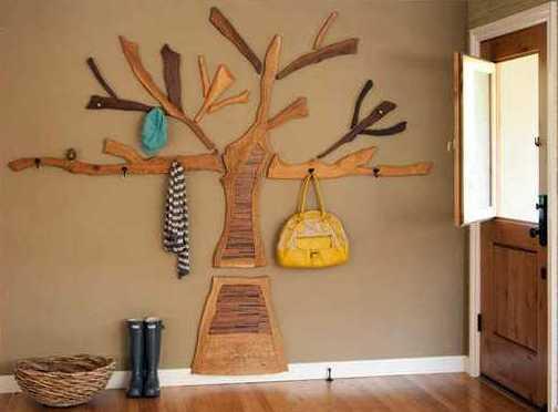 Babyzimmer ideen zum selber machen  Ideen für Wandgestaltung-coole Wanddeko Selber Machen - fresHouse
