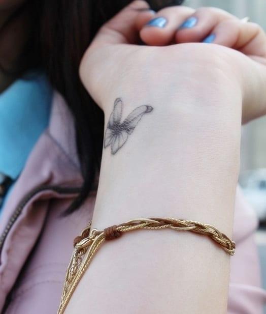 kleine tattoo ideen handgelenk