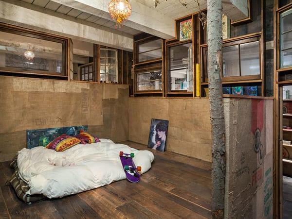 diy loft wohnung freshouse. Black Bedroom Furniture Sets. Home Design Ideas