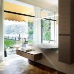 badezimmer modernisieren und gestalten mit spiegel badezimmer und modernen waschtischen