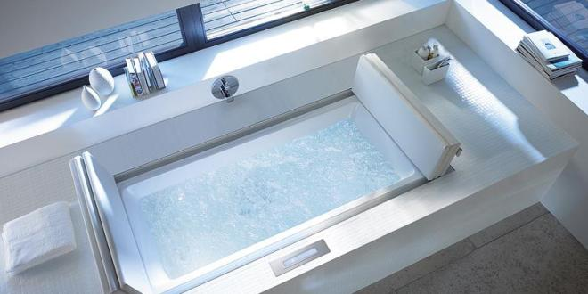 Luxus Badezimmer Mit Whirlpool Vgbufokp Pictures to pin on ...