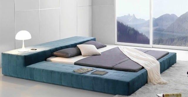 Wasserbett design  Wasserbett und Wasserbettmatratze für himmlischen Schlaf - fresHouse