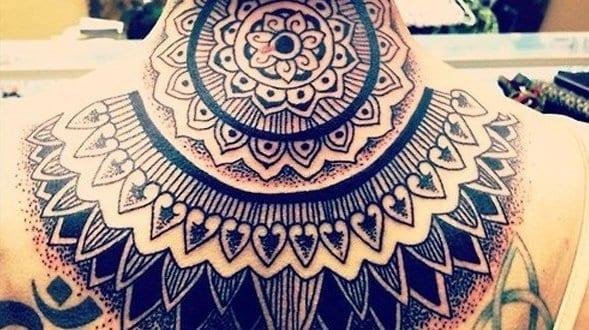 maori tattoo vorschl ge f r r cken freshouse. Black Bedroom Furniture Sets. Home Design Ideas